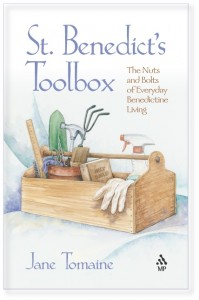 St. Benedict's Toolbox by Jane Tomaine
